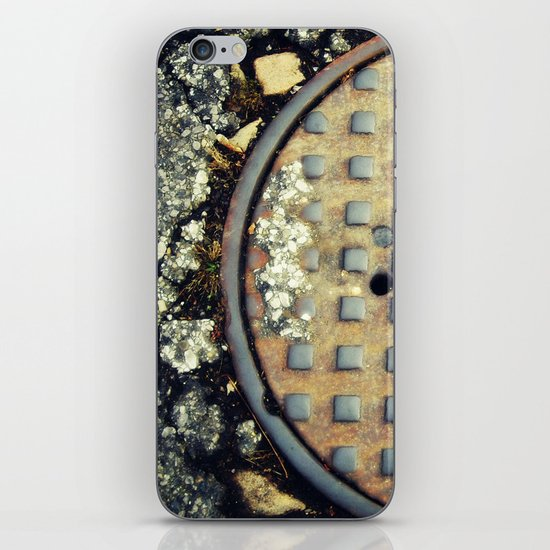 From The Streets iPhone & iPod Skin