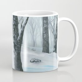 Stalking Wolf Coffee Mug