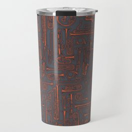 Horns COPPER Travel Mug