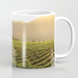 Wine Country Morning Coffee Mug