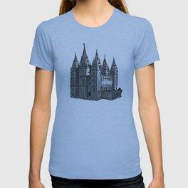 Salt Lake City Utah Temple T-shirt
