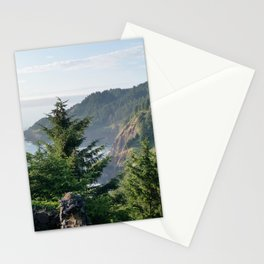 Cape Foulweather Vantage Point Stationery Cards
