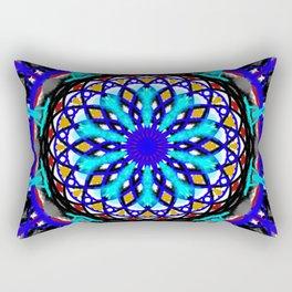 Blue Beginnings Rectangular Pillow