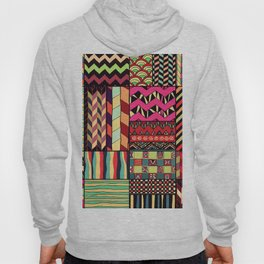 African Style No18 Hoody