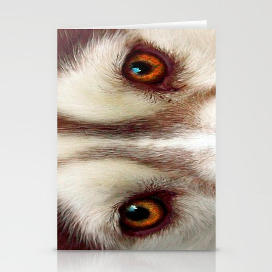 the eyes Stationery Cards