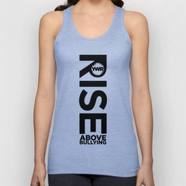 Rise Above Bullying Unisex Tank Top
