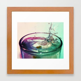 Thirsty Framed Art Print