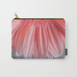 Pink With Layers Carry-All Pouch