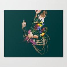 Past Near Future  Canvas Print