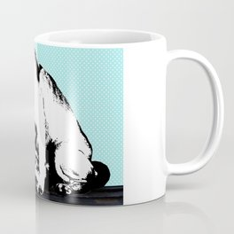 Heavy is the Pug That Wears the Crown Coffee Mug