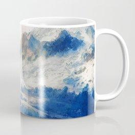 Mountain Winter Dream Coffee Mug