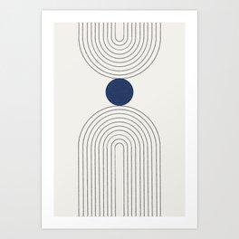No Title_1A  Art Print