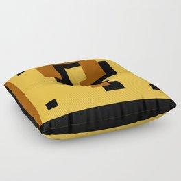 Super Mario question mark block Floor Pillow