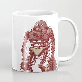 surprised robot Coffee Mug
