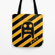 The Strange & Scary Adventures of Smee Tote Bag