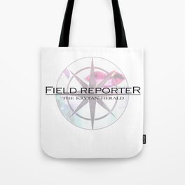 Field Report - The Krytan Herald Tote Bag