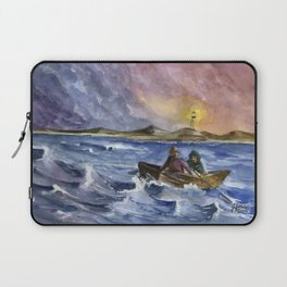 Storm Chased Laptop Sleeve