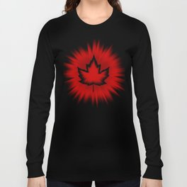 Cool Canada Souvenirs Long Sleeve T-shirt