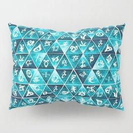Shadowhunters Runes Mosaic Pillow Sham
