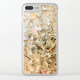Feel Good Photography Clear iPhone Case