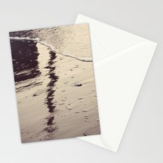 Reflections in the Sand Stationery Cards