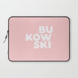 Bukowski Laptop Sleeve