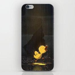 Duckling Feels Freedom iPhone Skin