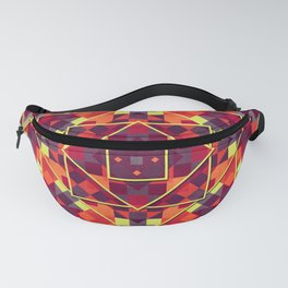 Playful Geometry 002 Fanny Pack