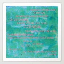 Brightest Dreams Art Print