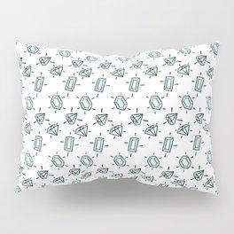 Diamondssssss Pillow Sham