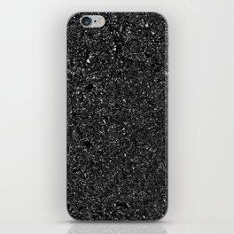 Split-Moon Shine iPhone Skin