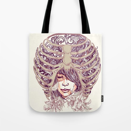 Your Bone Tote Bag