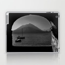 Window to the lake Laptop & iPad Skin