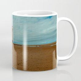 Point of Ayr Lighthouse Coffee Mug