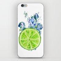 lemon iPhone & iPod Skins featuring Lemon by jausrine