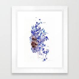 Garden VII Framed Art Print