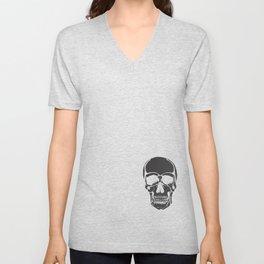 Inverted Skull 2.0 Unisex V-Neck