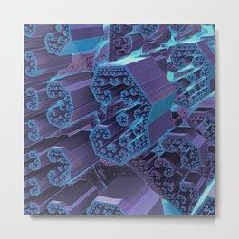 Realm of Pythagoras Metal Print