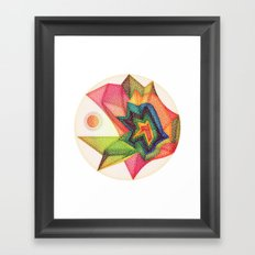 Use Your Colors Framed Art Print
