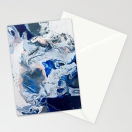 Paint Puddle #22 Stationery Cards