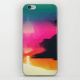 digital beachhead iPhone Skin