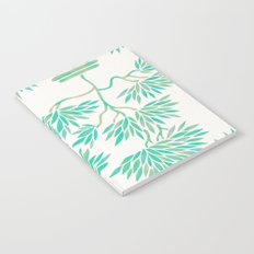Bonsai Tree – Mint Palette Notebook