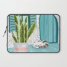 Lazy afternoon Laptop Sleeve