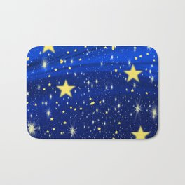 Starry, Starry Nights... Bath Mat