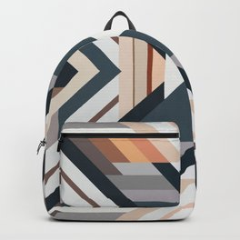 American Native Pattern No. 212 Backpack