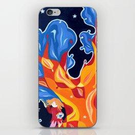 The magic tree iPhone Skin
