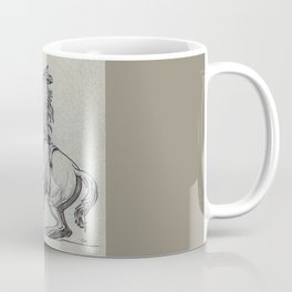 Horse, Marly court, Louvre Coffee Mug