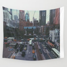 Traffic Wall Tapestry