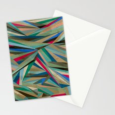 Travel Fragments Stationery Cards