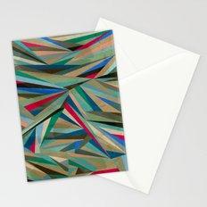 Travel Fragments Stationery Cards